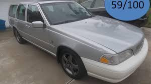 volvo station wagon 1998 2000 volvo v70r the oppositelock review