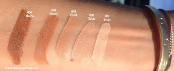beauty professor dior star foundation review swatches of all