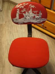 pour fauteuil de bureau méthode tuto pour recouvrir une chaise de bureau byseverine