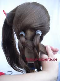 Hochsteckfrisuren Anleitung Schritt F Schritt by Haarpartie Friseur Experte