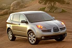 Ugliest Color Subaru Tribeca Is Gone 7 Other Ugly Cars That Didn U0027t Catch On