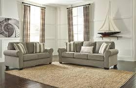 ashley living room sets ashley furniture baveria livingroom set in fog local furniture
