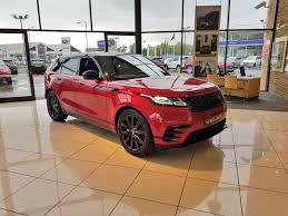 red range rover first drive of the new range rover velar velar owners club