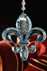 fleur de lis metal wall wrought iron by michellelisatreasure