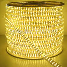 bulk led strip lights 180led m 220v 2835 smd led strip light 50m warm white white led