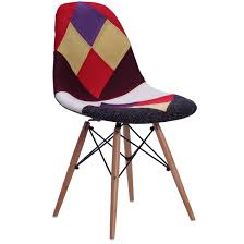 Eames Eiffel Armchair Eames Eiffel Chair Replica Westelm Emerson Table Paired With The