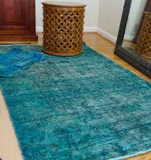 Blue Quatrefoil Rug Blue Tie Dye Rugs Best Rug 2017