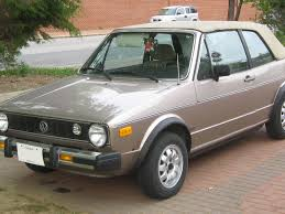 rabbit volkswagen convertible rabbit cabrio