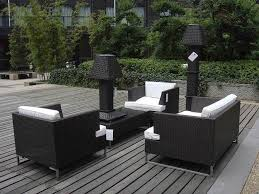 Affordable Patio Furniture Sets Furniture Excellent Black Resin Wicker Cheap Patio Furniture Set