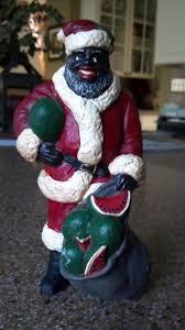 black santa collection