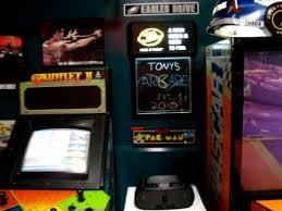 Arcade Barn My Arcade Game Room Youtube