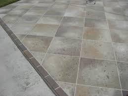 Patio Concrete Designs by Concrete Designs Florida Driveway Painting