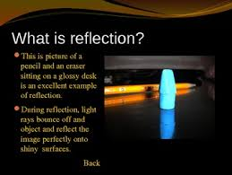 reflection refraction and absorption properties of light powerpoint