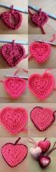 25 best crochet hearts ideas on pinterest free heart crochet