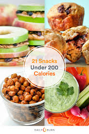21 low calorie snacks you u0027ll want to eat every day