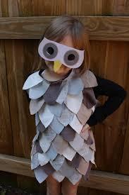 Owl Halloween Costume Adults Morning Love