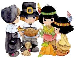 thanksgiving feast clipart clipartxtras