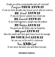 mother teresa quotes inspirational wall decals vinyl art mother teresa quotes inspirational wall decals vinyl art decal inspiring