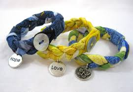 love braid bracelet images Leslie 39 s art and sew scrappy braided fabric bracelet a tutorial jpg