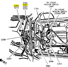 buick door parts diagram 2004 buick park avenue engine diagram