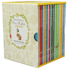 Two Bad Mice The Complete Peter Rabbit Library Box Set 23 Volumes By Beatrix