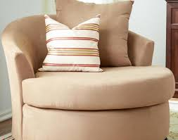 Swivel Upholstered Chairs Living Room Chair Large Swivel Chair Beautiful Oversized Barrel