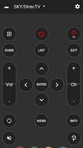 direct tv apk remote for sky directv android apps on play