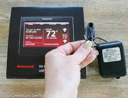 black friday wifi thermostat our honeywell wifi smart thermostat with voice control giveaway