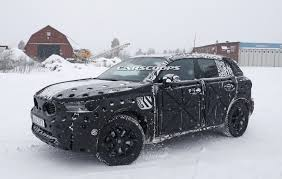 new 2018 volvo xc40 u0027baby u0027 suv scooped in production body