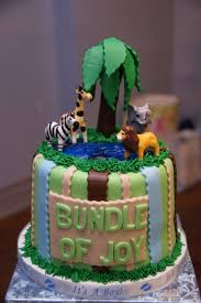 jungle themed baby shower cake 1d9c3398 gallery8162051306288162