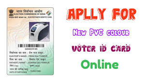 Color Image Online by How To Apply Colour Voter Id Card In Hindi Youtube