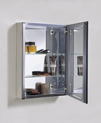 kohler mirrored medicine cabinet medicine cabinets kohler k 2967 20 x 26 classic aluminum medicine