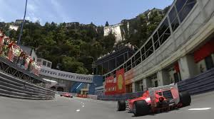 ferrari f1 factory race simulator rides rev up the action at spain u0027s ferrari land
