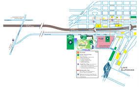 Lake Superior Map Parking Map U2013 Bentleyville