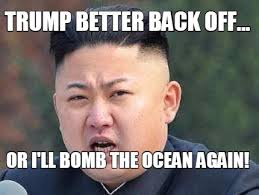Back Off Meme - meme maker kim jong un generator