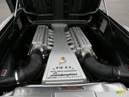lamborghini v12 engine 2001 lamborghini diablo 6 0 6 0 liter dohc 48 valve v12 engine