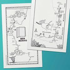 Bridges Of Madison County Map Jack Lyndon Thomas Maps U2013 Morr Art