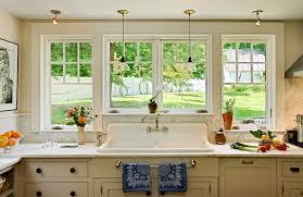 Houzz TV  Kitchen Sinks With Mesmerizing Views - Kitchen sink windows
