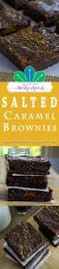 best 25 salted caramel brownies ideas on pinterest caramel
