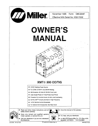 miller electric mt 24f 1 2 1 specifications