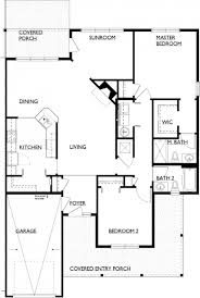 small open floor plans homes