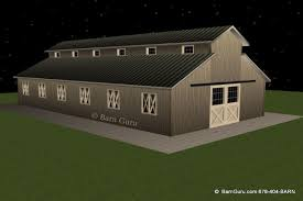 10 Stall Horse Barn Plans 10 Stall Horse Barn Design Plans
