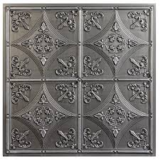 ceiling tiles cathedral antique nickel faux tin ceiling tiles