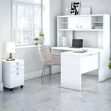 Bush L Shaped Desk With Hutch Kathy Ireland Desk Office Bush Echo 4 L Shape Desk Office