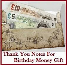 thank you messages thank you messages for birthday gift money