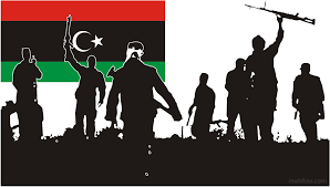 Lybian Flag Libya The Death Of Qaddafi Gaddafi Ghaddafi Year Of 1989