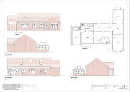ground floor extension plans dzign house architecture limited