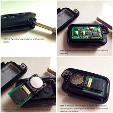 how to replace lexus key fob battery tarmactyrants replacing lexus remote key battery