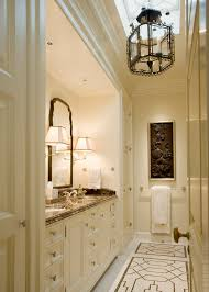 bathroom lights brushed nickel bathroom traditional with crown