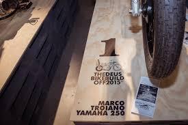La Machina by Eicma Deus Bike Build Off U201dand The Winner Is U2026